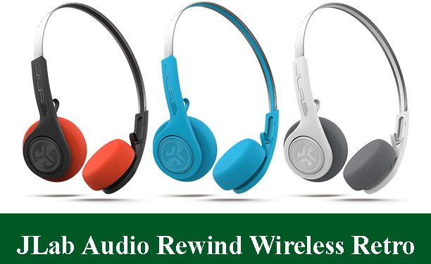JLab Audio Rewind Wireless Retro Headphones Review 2021
