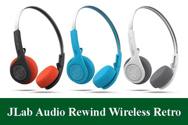 JLab Audio Rewind Wireless Retro Headphones Review 2021