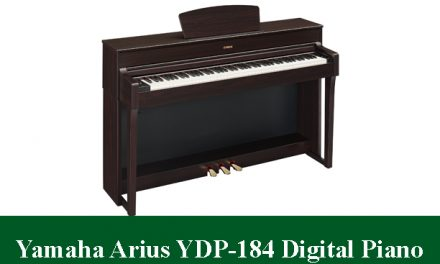 Yamaha Arius YDP-184 Digital Piano Review 2021