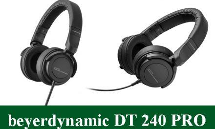 Beyerdynamic DT 240 Pro Monitoring Headphone Review 2021