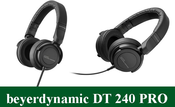 Beyerdynamic DT 240 Pro Monitoring Headphone Review 2021