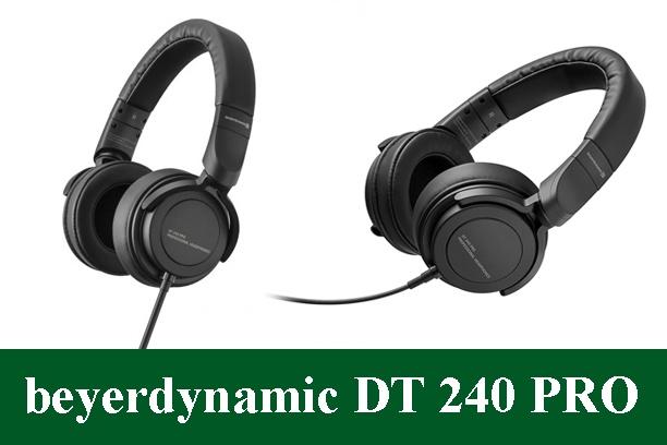 Beyerdynamic DT 240 Pro Monitoring Headphone Review 2020