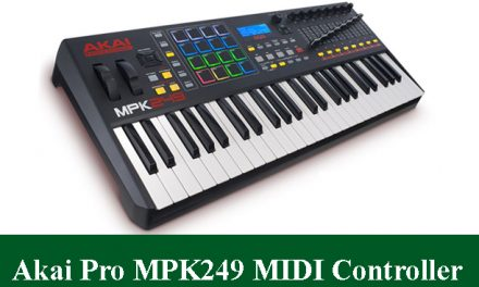 Akai Professional MPK249 Performance Keyboard Controller Review 2020