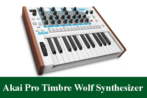 Akai Professional Timbre Wolf Analog Polyphonic Synthesizer Review 2020