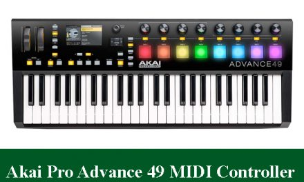 Akai Professional Advance 49 Virtual Instrument Production Controller Review 2020