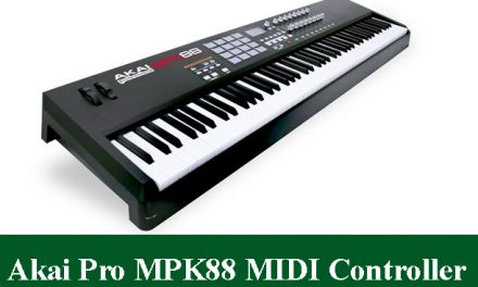 Akai Professional MPK88 Hammer-Action USB MIDI Controller Review 2020