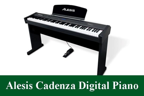 Alesis Cadenza Digital Piano Review 2021