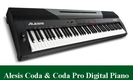 Alesis Coda & Alesis Coda Pro Digital Piano Review 2020