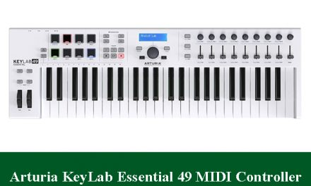 Arturia KeyLab Essential 49 Controller Keyboard Review 2021