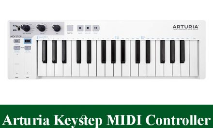 Arturia KeyStep Arturia Keystep Controller & Sequencer Review 2021