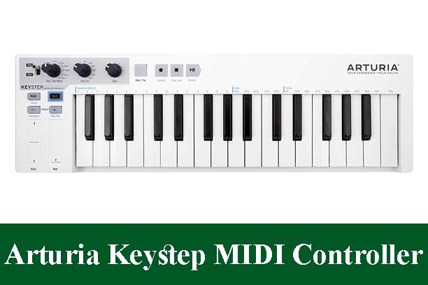 Arturia KeyStep Arturia Keystep Controller & Sequencer Review 2020