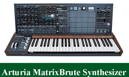 Arturia MatrixBrute Analog Synthesizer Review 2020