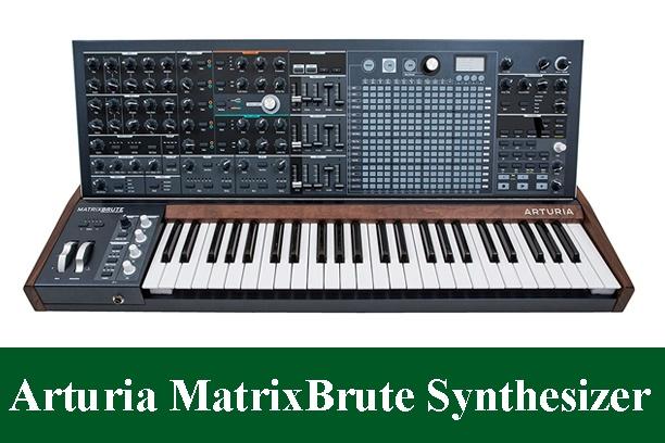 Arturia MatrixBrute Analog Synthesizer Review 2020