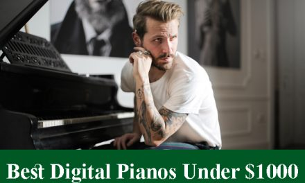 Best Digital Pianos & Keyboards Under $1000 Reviews 2021