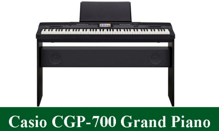 Casio CGP-700 Digital Grand Piano Review 2020