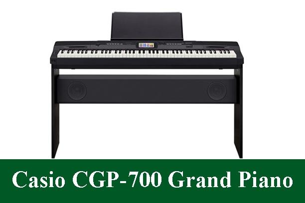 Casio CGP-700 Digital Grand Piano Review 2021