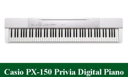 Casio PX-150Privia Digital PianoReview 2021