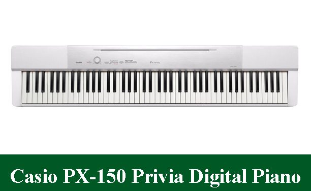 Casio PX-150 Privia Digital Piano Review 2020