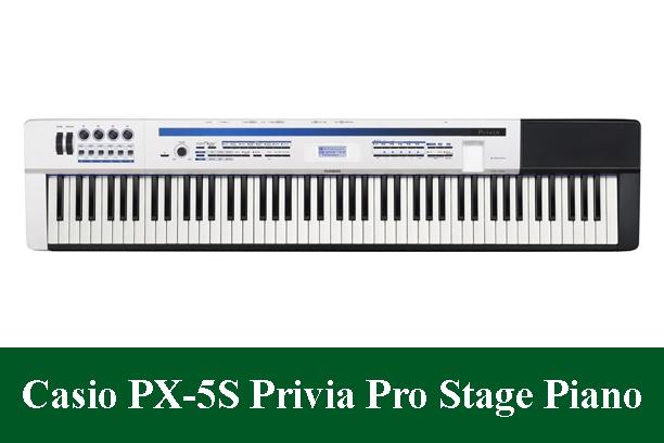 Casio PX-5S 88-Key Privia Pro Digital Stage Piano Review 2021