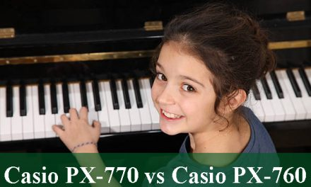 Casio PX-770 vs Casio PX-760 Review 2020