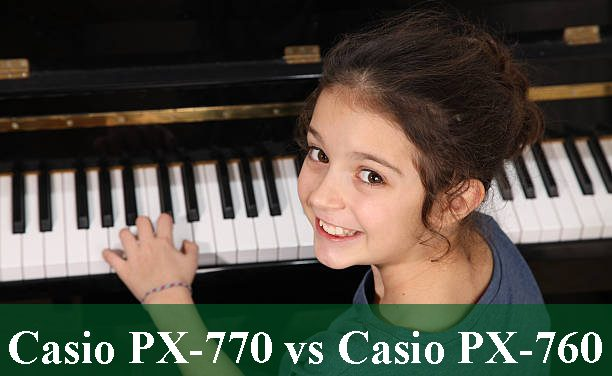 Casio PX-770 vs Casio PX-760 Review 2021