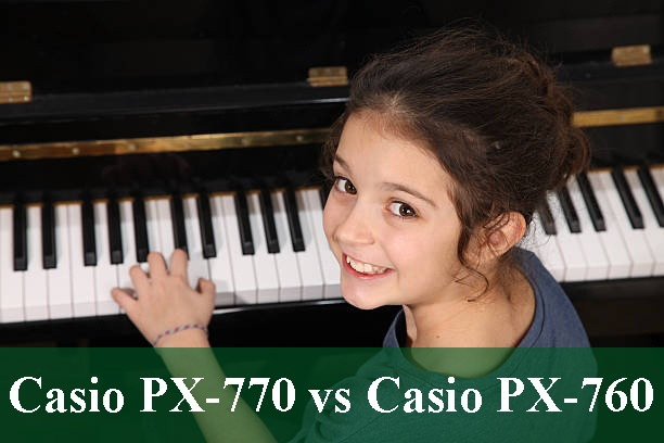 Casio PX-770 vs Casio PX-760 Review 2021