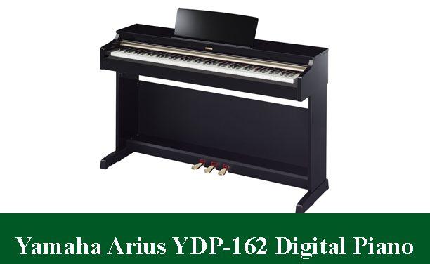 Yamaha Arius YDP-162 Digital Piano Review 2021
