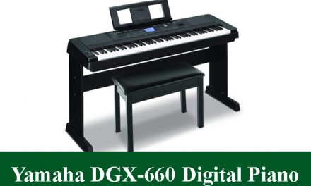 Yamaha DGX-660 Digital Piano Review 2020