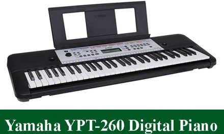 Yamaha YPT-260 Digital Piano Review 2021