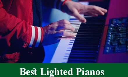 Best Lighted Keyboard Pianos Reviews 2021
