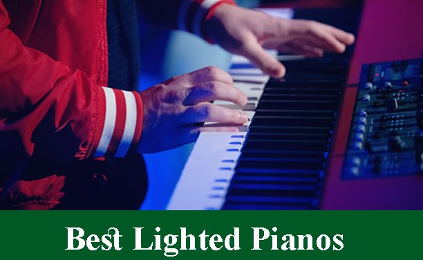 Best Lighted Keyboard Pianos Reviews 2020