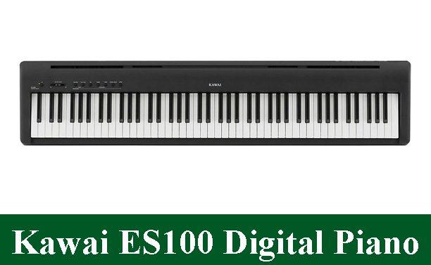 Kawai ES100 Digital Piano Review 2020