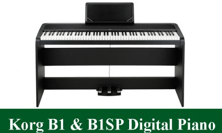 Korg B1 & Korg B1SP Digital Piano Review 2020