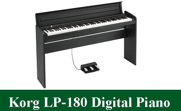 Korg LP-180 Digital Piano Review 2021