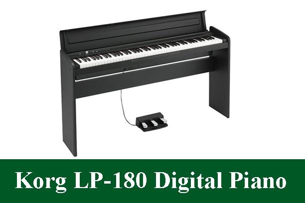 Korg LP-180 Digital Piano Review 2020