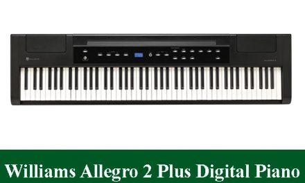 Williams Allegro 2 Plus Digital Piano Review 2020