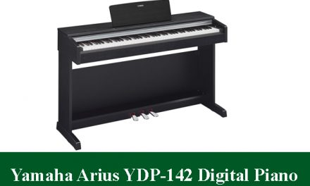 Yamaha Arius YDP-142 Digital Piano Review 2021