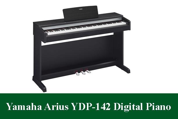 Yamaha Arius YDP-142 Digital Piano Review 2020