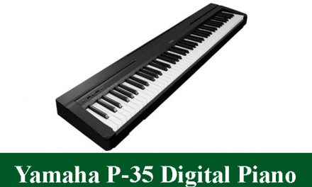 Yamaha P-35 Digital Piano Review 2021