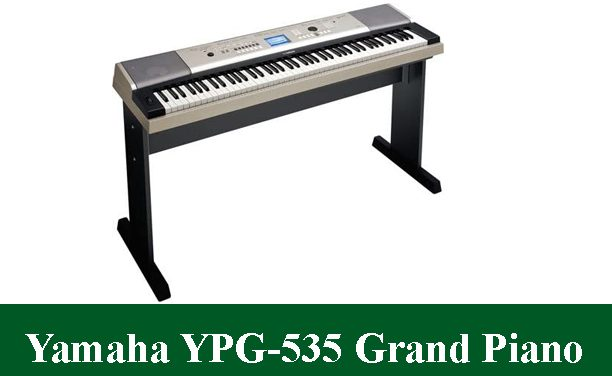 Yamaha YPG-535 Digital Grand Piano Review 2021