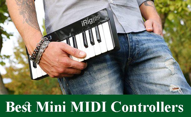 Best 25-Key Mini MIDI Controllers Reviews 2021