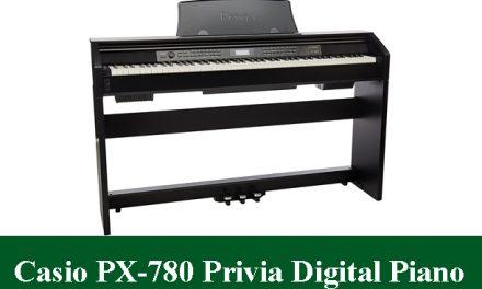Casio PX-780 Privia Digital Home Piano Review 2021
