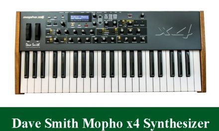 Dave Smith Instruments Mopho x4 Analog Synthesizer Keyboard Review 2020