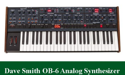 Dave Smith Instruments OB-6 Analog Synthesizer Review 2020