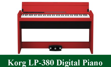 Korg LP-380 Digital Piano Review 2020