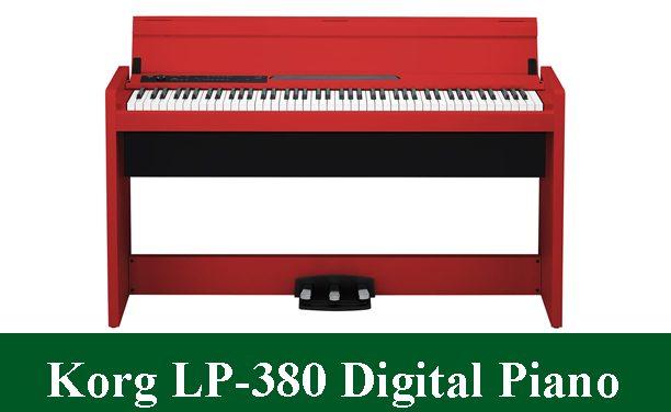 Korg LP-380 Digital Piano Review 2021