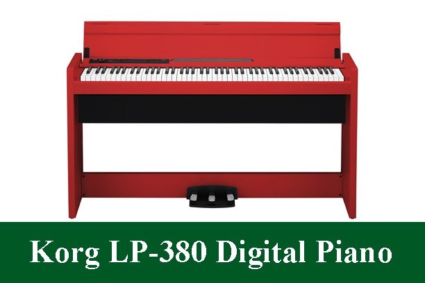 Korg LP-380 Digital Piano Review 2021
