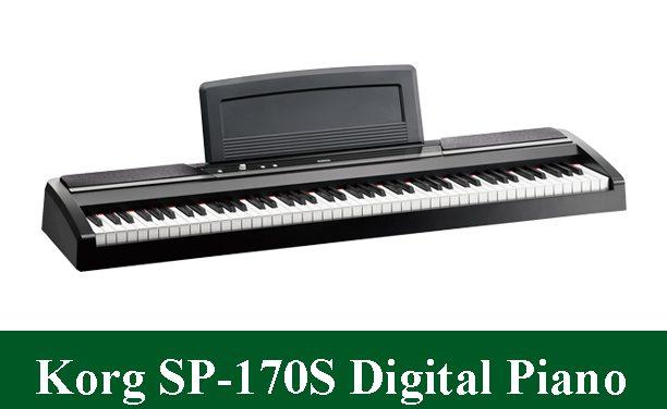 Korg SP-170s Digital Piano Review 2021