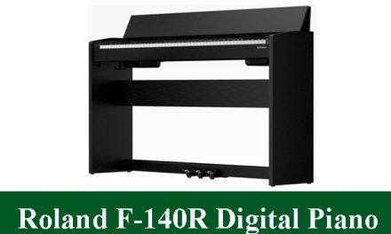 Roland F-140R Digital Piano Review 2021