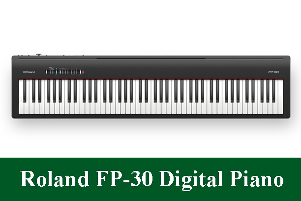 Roland FP-30 Digital Piano Review 2021